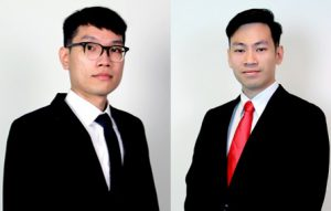 Profile photo of Ho Kang Wei & Jeremy Ng